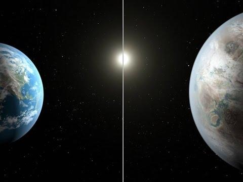 Kepler 452b Novo candidato a planeta habit225vel YouTube