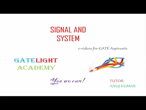 UNIT IMPULSE SIGNALS (Chapter 1-LECTURE 01)