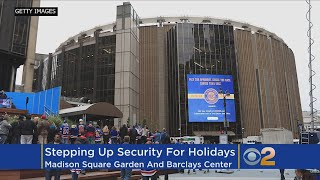 nypd deploying heavily armed anti terror squads to major sports concert venues
