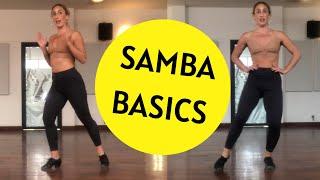 Samba Basics For Beginners ~ Steps And Technique