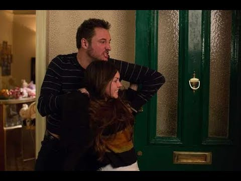 EastEnders - Martin Fowler Throws Stacey Fowler Out The House (Re-Upload) (22nd January 2018)