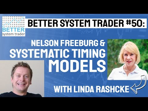 050: The work of Nelson Freeburg and what we can learn from his approach to model development.