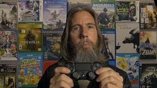 The Video Game Man | ASMR