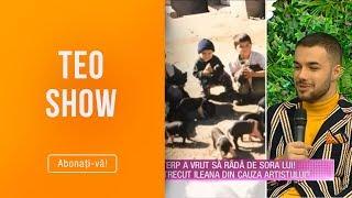 Teo Show (06.02.)-Culita Sterp si sora lui, Ileana au crescut la ferma si au avut grija de ...