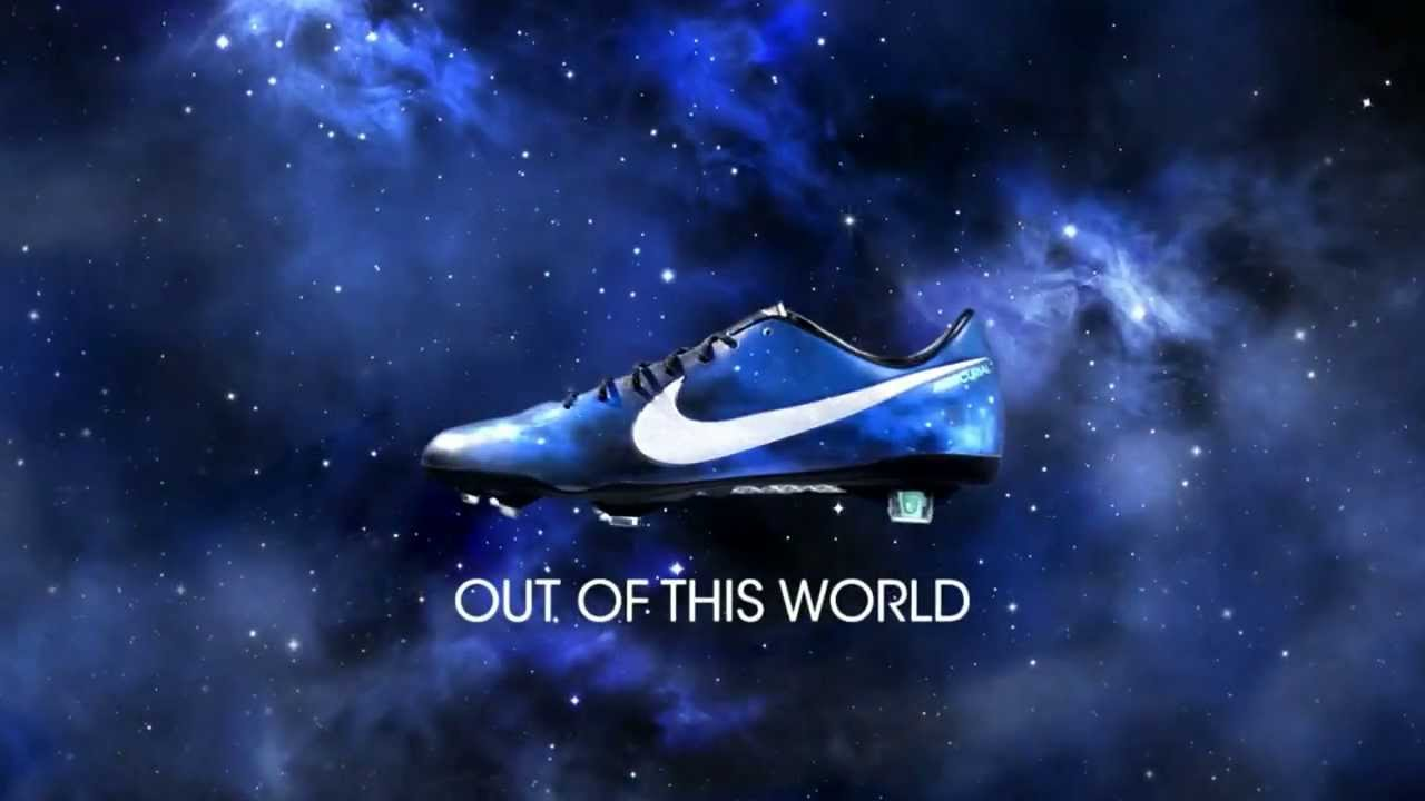 Soccer Iphone Wallpaper Hd Cr7 Nike Mercurial Vapor Out Of This World Ii Youtube