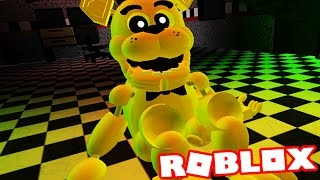TAKING AN ELEVATOR TO THE FNAF UNIVERSE! || Roblox The Scary Elevator (Five Nights at Freddys Level)