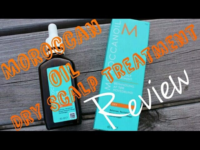moroccan oil scalp treatment review