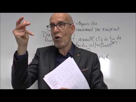 EPREUVE E5 BTS CGO. CHOIX DE FINANCEMENT. ACE PARIS