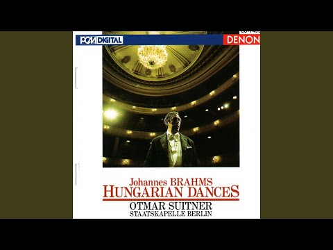 Hungarian Dance No. 5 In G Minor: Allegro