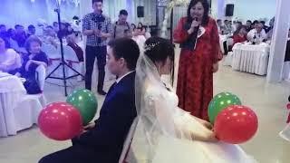 Конкурс молодых на свадьбе