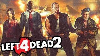 Left 4 Dead 2 — СМЕРТЬ В ВОЗДУХЕ!