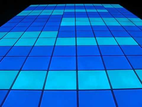 150 Pcs Of Led Dance Floor Party Floor Disco Light Floor