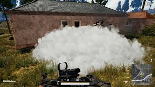 PLAYERUNKNOWN'S BATTLEGROUNDS: End of match | Shot with GeForce