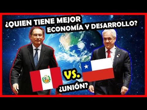 Peru Vs Chile Poder Economico Y Desarrollo Humano Quien Gana Peruvian Life Youtube