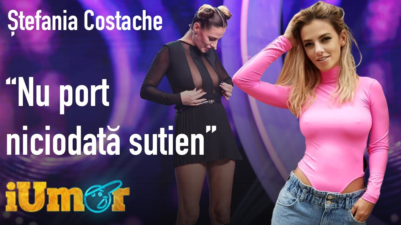 Ștefania Costache și-a prezentat sânii și viața sexuală în fața juraților: Nu port niciodată sutien