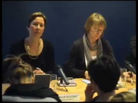 Discussion with Deborah Brautigam, Dan Large and Dirk Willem