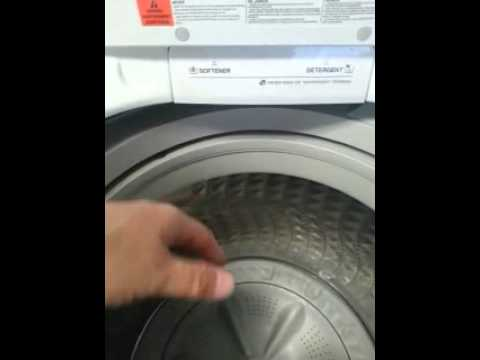 Update On My Self Clean Samsung Washer