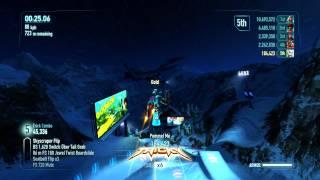 EA SPORTS SSX | Zoe Payne Gameplay - Mt.Eddie DLC