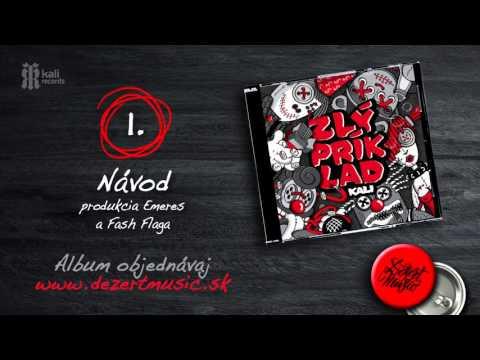 KALI - Návod Prod.Emeres/Flash Flaga  OFFICIAL AUDIO