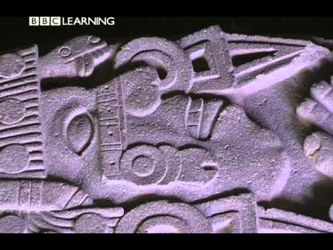 Blood and Flowers-In search of the Aztecs (Documentary)