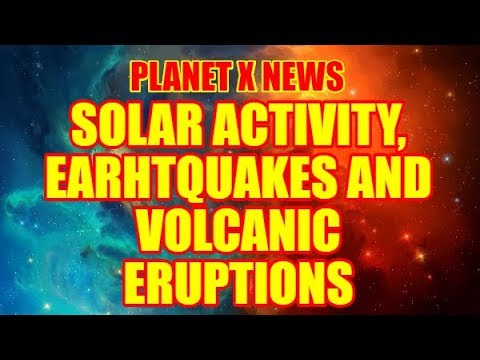 PLANET X NEWS - SOLAR ACTIVITY, EARTHQUAKES AND VOLCANIC ERUPTIONS 10-25-17