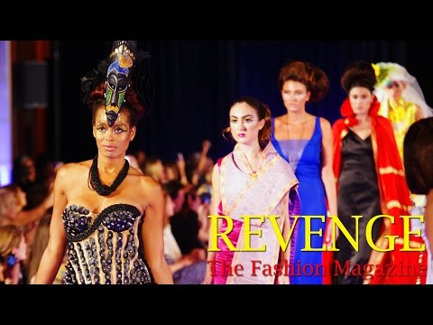 Revenge Fashion TV @ Couture Fashion Week (Sept. 2014)