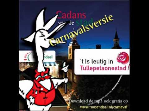 Cadans van de stad Roosendaal (carnavalsversie)