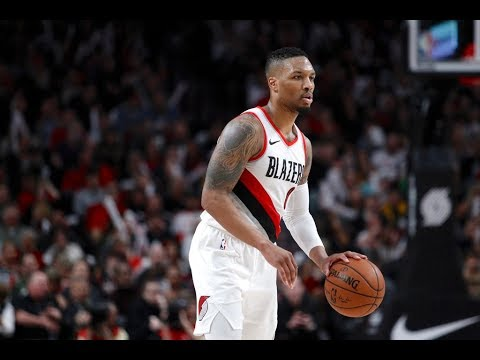 Damian Lillard named NBA Western Conference Player of the Week