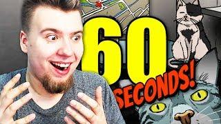 NAJTRUDNIEJSZE ZAKOŃCZENIE! OSTATNI ODCINEK! (60 Seconds #39)