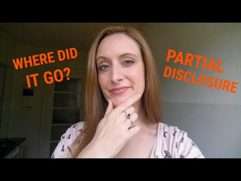 What Happened To My DISCLOSURE IS HERE Video?