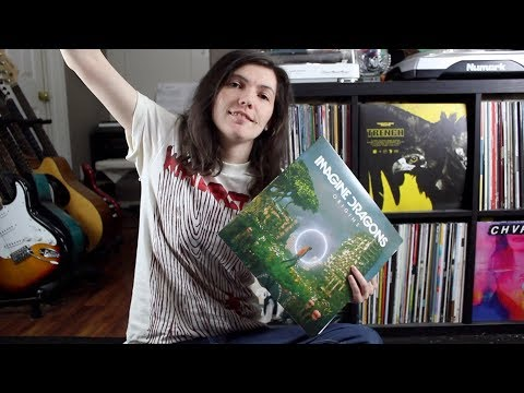 Vinyl Unboxing   Origins By Imagine Dragons