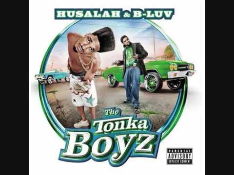 Husalah & B-luv - Two-Door Mob - The Tonka Boyz