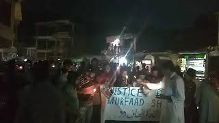 Download Video Candle Light March in Mendhar seeking justice for Murfad Shah MP3 3GP MP4