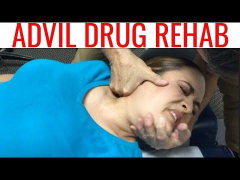 Best Chiropractor gets (failed) Work Comp patient off drugs (ADVIL) - Part 1/2