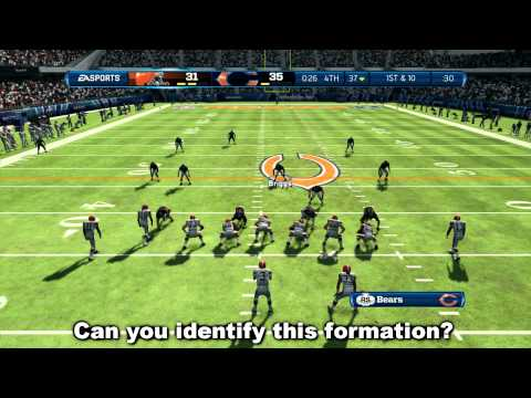 Madden 13 NFL - Can You Identify This Formation?