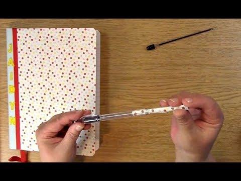 #151 Create Your Own Personal Planner, Journal, or Notebook