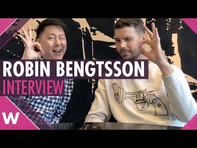 Robin Bengtsson on 'Liar', his barber shop and Salvador Sobral's Eurovision speech
