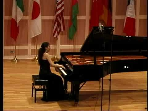 Helene Tysman Competition 2009 Chopin, Preludes Op. 28 PART 2