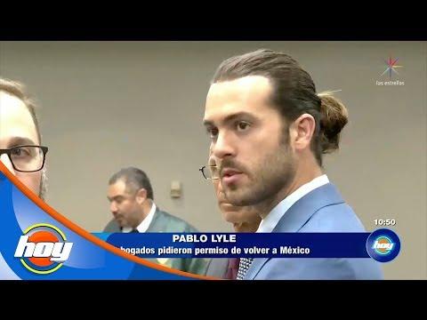 Pablo Lyle regresaría a México a trabajar | Código Segura | Hoy