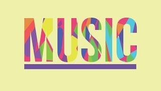 Music Typography Adobe Illustrator Tutorial