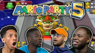 DOWN TO THE WIRE GAME OF MARIO PARTY!!