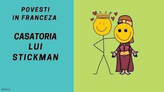Poveste in franceza  (2018) - Casatoria lui Stickman