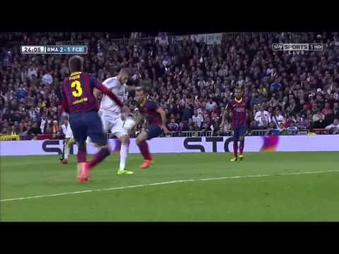 Real Madrid vs Barcelona 34 Sky Sports Highlights 23032014 HD 720p