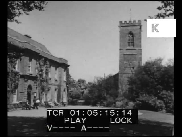 1930s Northampton, Street Scenes, Midlands