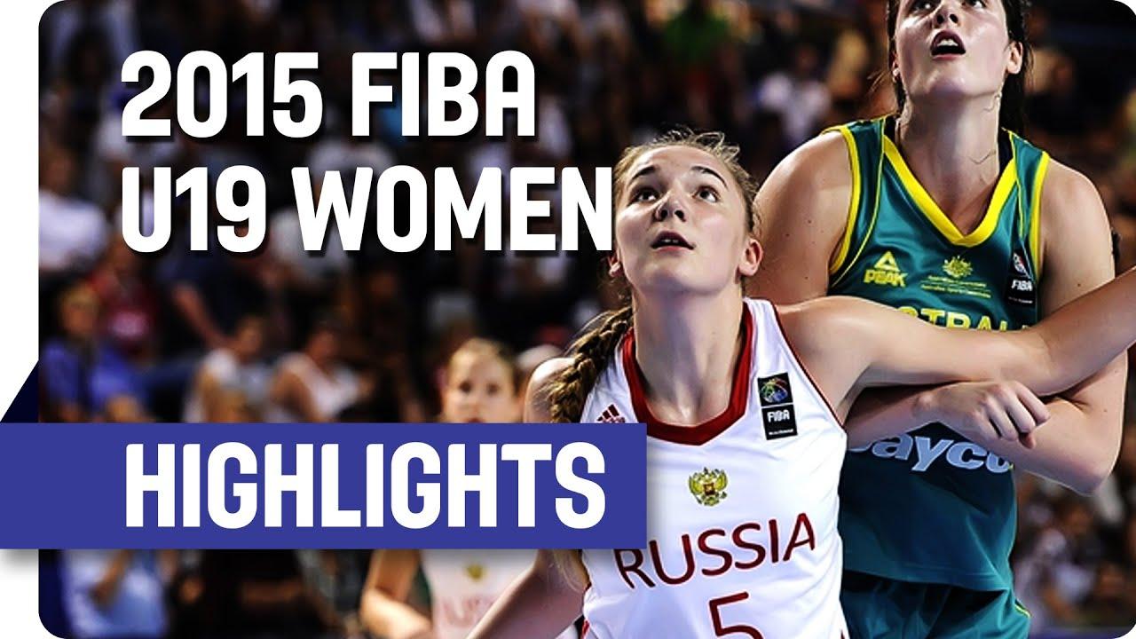 Russia v Australia - Highlights - Semi-Final