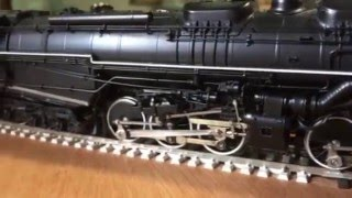 Brasstrains HO KEY IMPORTS C&O 2-6-6-6 H-8 C&Oのアレゲニー❶
