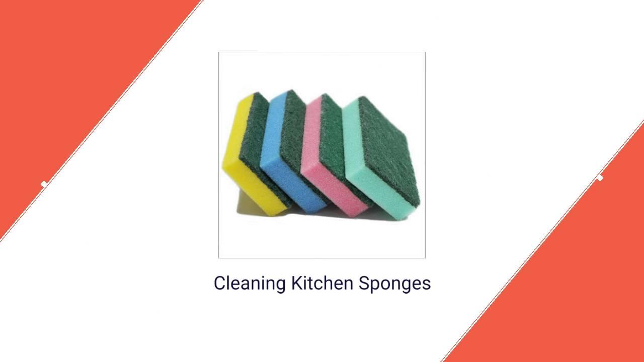 Dish Scrubber Exporter, Dish Sponge Supplier by Goodscour Industrial ...