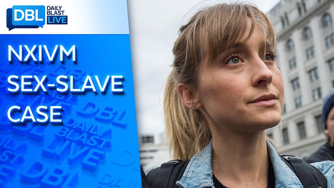 Actor Allison Mack gets 3 years in NXIVM sex-slave case