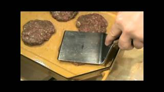 Beef Sliders on Italian Bread - Chef Cha Cha Daves how to make video recipe