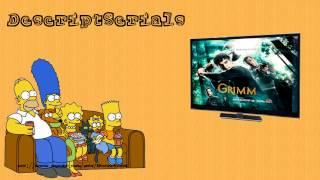 Аудио описание сериала: Грим / Grimm